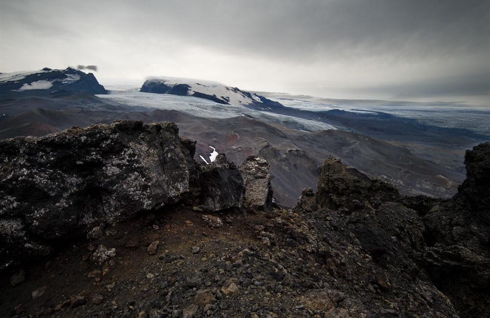Island – Düstere Himmel